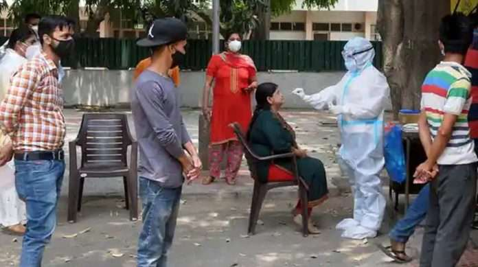 ICMR issues advisory for covid 19 testing during the second wave of the pandemic