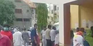 Corona Vaccination stopped in Aurangabad