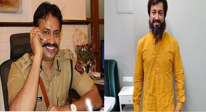 Pimpri Chinchwad Police Commissioner Krishna Prakash disguises himself, inspects police stations