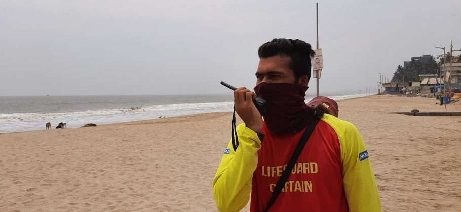 Management is prepared for cyclone