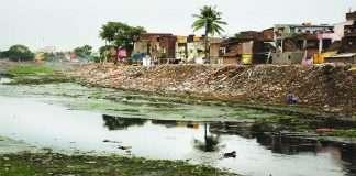 Corona virus found in sewage water in Lucknow