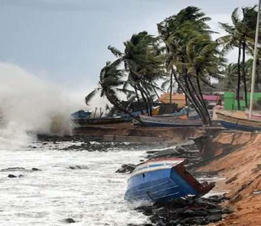 Cyclone Tauktae: Presence of rain in some parts of Mumbai including Konkan