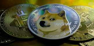 Dogecoin is now the world's fifth most popular cryptocurrency