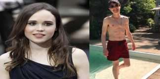 Hollywood famous actress became After transgender surgery shared photos of six pack abs
