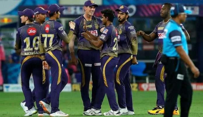 IPL 2021 kkr player Varun Chakravarthy, Sandeep Warrier Test Positive For Covid19 KKR vs RCB rescheduled