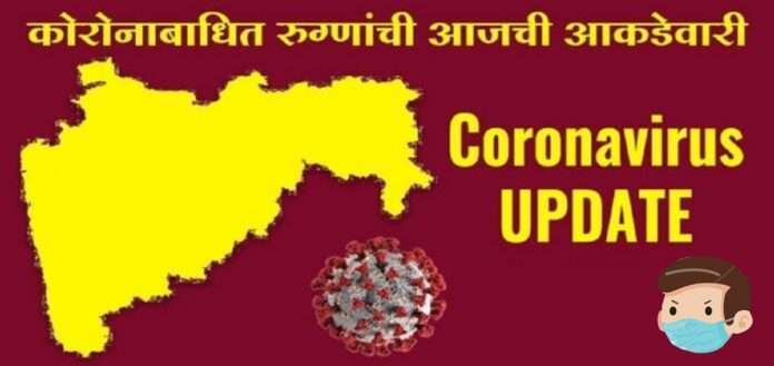 Maharashtra Corona Update 56647 new corona positive patient and 669 deaths in 24 hours
