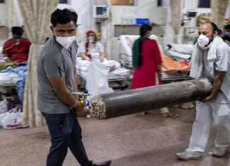 More than 15 patients die due to lack of oxygen in Goa