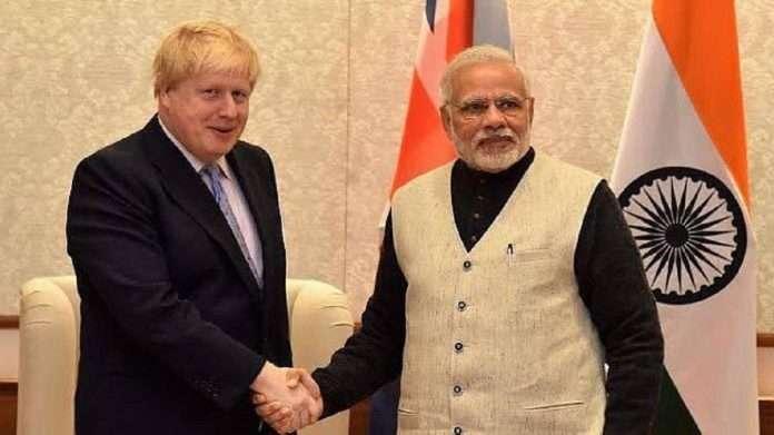 india uk roadmap 2030 future relations launched during india uk virtual summit pm narendra modi and boris johnson meeting