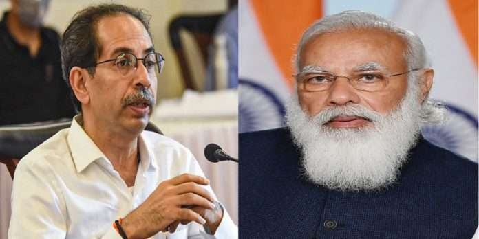 PM Narendra Modi and CM Uddhav Thackeray
