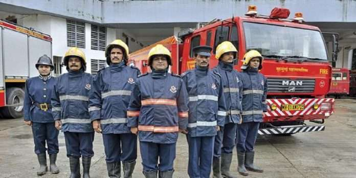 Purchase uniforms at extra rates for new firefighters