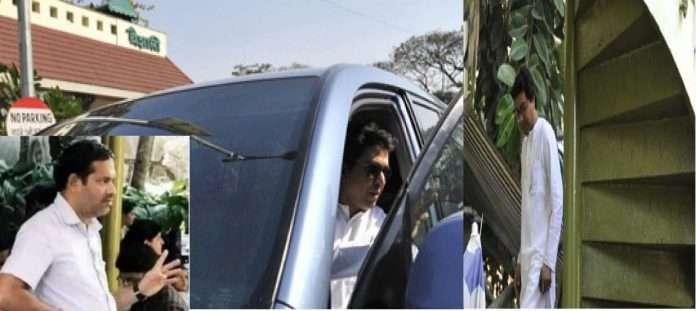 Raj Thackeray visit to Pune vaishali Restaurant