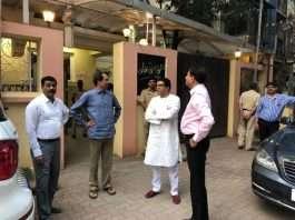 Raj Thackeray and Uddhav Thackeray