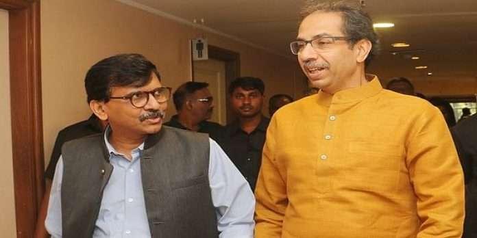 Uddhav Thackeray And Sanjay Raut