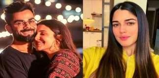 Virat Kohli dating a Brazilian actress before Anushka Sharma, Photo viral in social media