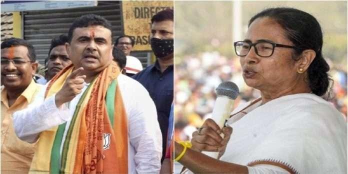 West Bengal Assembly Election 2021 Nandigram constituency result mamta banerjee suvendu adhikari