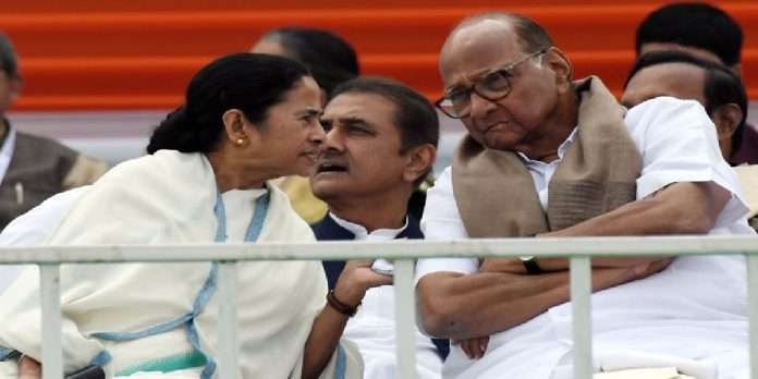West bengal assembly election 2021 Sharad Pawar's invisible hand in West Bengal elections