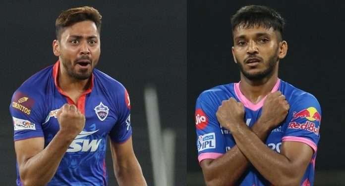 aavesh khan and chetan sakariya