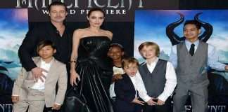 Angelina-Brand gets joint custody of children, Angelina criticizes judge