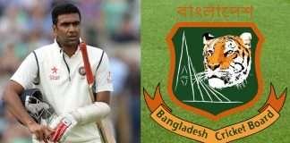 Ashwin shocked as Bangladesh Cricket Board wishes a Late Cricketer