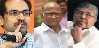 Chandrakant Patil accuses Thackeray government of causing more damage to the state