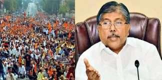 BJP Leader Chandrakant Patil advises Sambhaji Raje on Maratha reservation