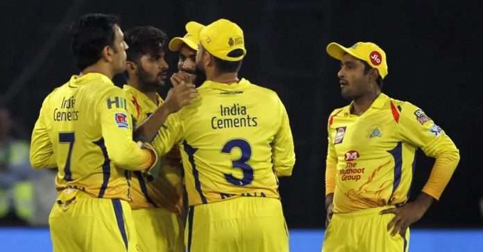 three member of chennai super kings squad tested positive for covid-19