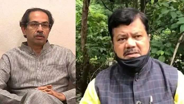 pravin Darekar alleged that Sharma was behind Waze Pradip Sharma was expected to be arrested