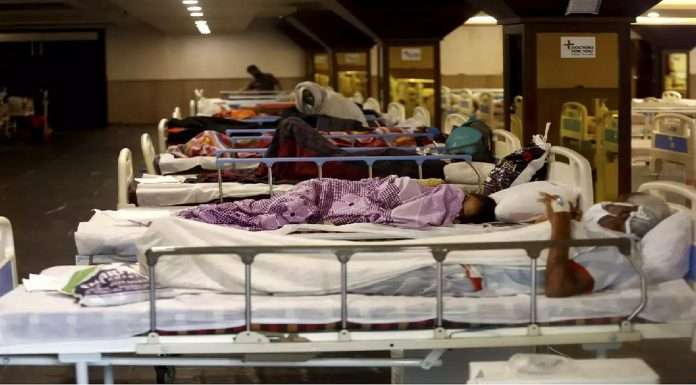 365 corona Patients die in April month due to lack of ICU beds,critical situation in Nagpur