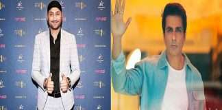 Harbhajan Singh showers praise on actor Sonu Sud!