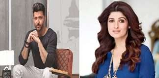 Twinkle Khanna praised actor Hrithik Roshan for helping corona warriors
