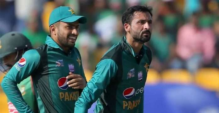 pakistan cricketer junaid khan