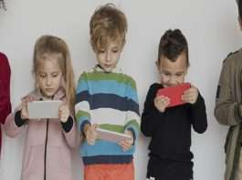 Depression is on the rise in young children due to social media addiction