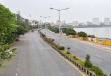 Mumbai lockdwon: When the running Mumbai stops, the whole city is deserted!