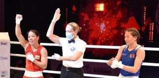 mary kom enters into final