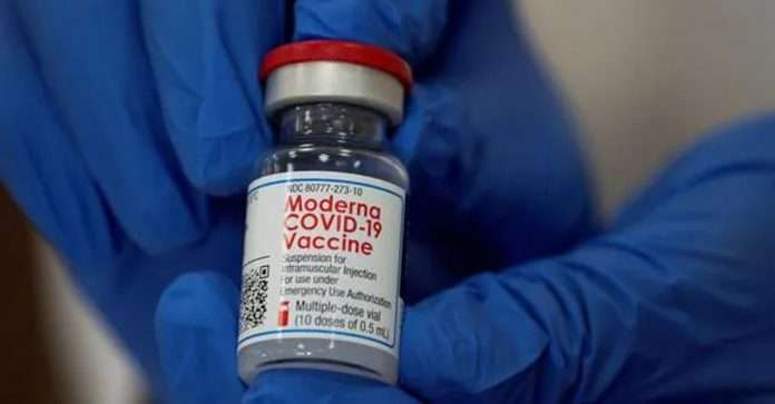 moderna's Covid-19 vaccine