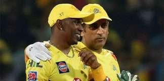 ms dhoni said that he will leave the hotel only after every csk player reaches their home
