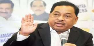 Union minister Narayan Rane