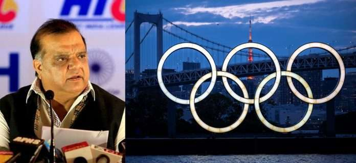 narinder batra on olympics