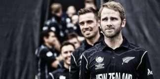 kane williamson and new zealand cricket team