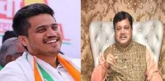 pravin darekar criticize rohit pawar covid centre zingat dance rohit pawar respond darekar