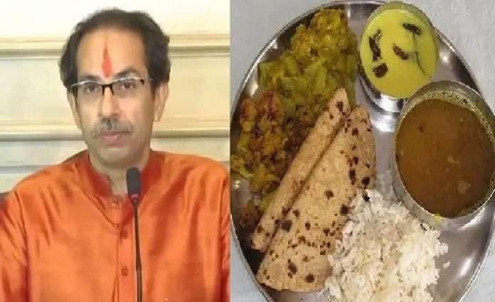 Chhagan Bhujbal announced Shivbhojan Thali crosses Maharashtra Day 4 crore plates