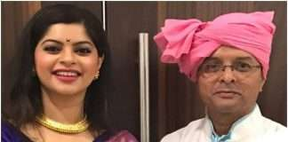 Actress Sneha Wagh's father dies due to corona