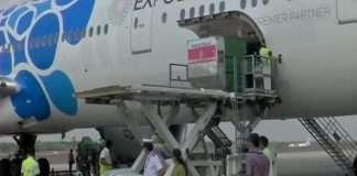 Second batch of Russian Covid-19 vaccine Sputnik V reaches Hyderabad