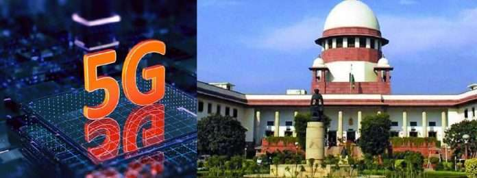 petition filed in Supreme Court regarding Ban 5G network testing in India