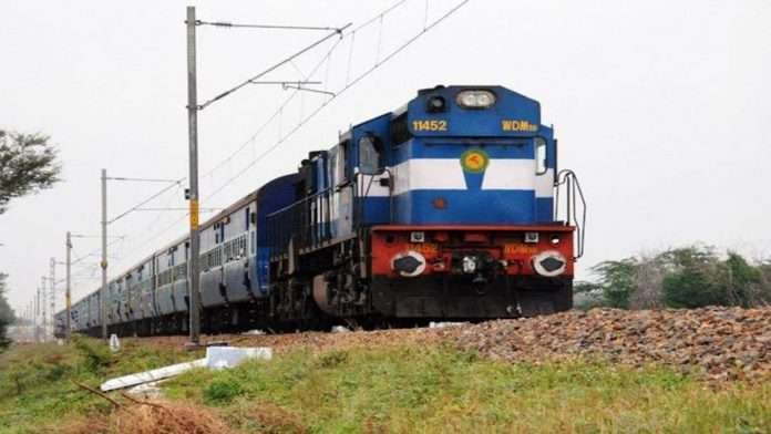 Some Central Railway trains canceled due to cyclone YASS