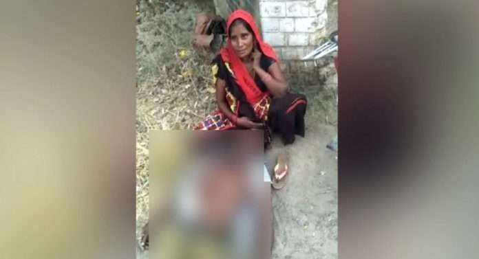 fake doctor thrown fead body of patient at road after wrong treatment in fatehpur uttar pradesh