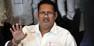 BJP MP Udayanraje Bhosale angry on ed probe against shiv sena congress leader
