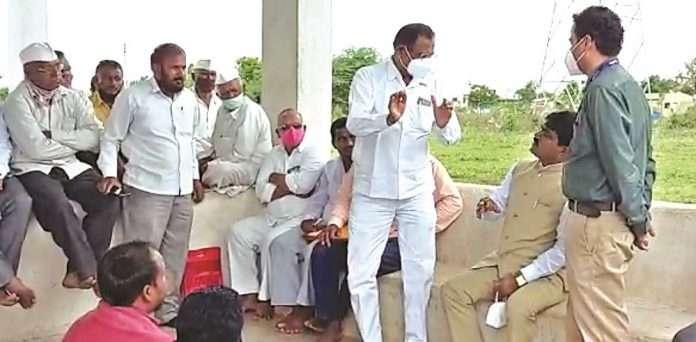 Opposition to Nashik-Pune Railway Line