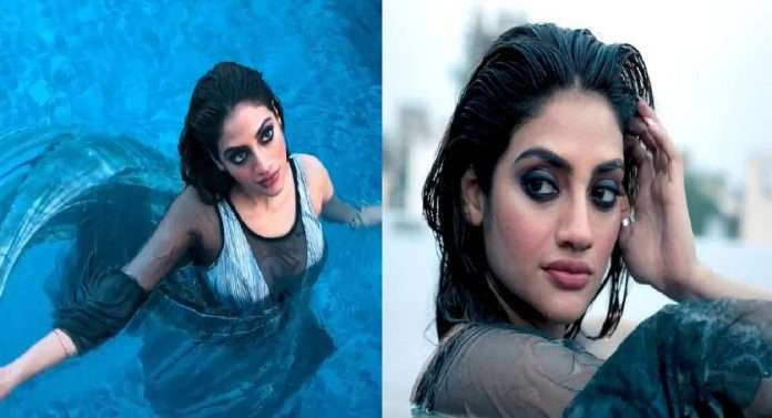 bollywood nusrat jahan share hot and bold video during her pregnacy