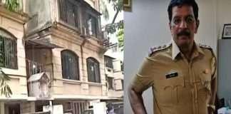 antilia case nia raid on encounter specialist pradeep sharma ps foundation in andheri